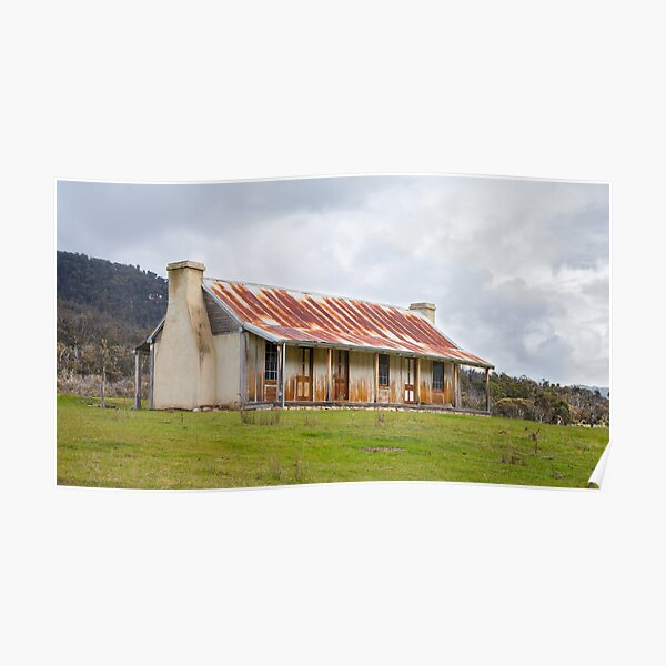 Orroral Valley Homestead 1 Poster