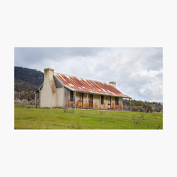 Orroral Valley Homestead 1 Photographic Print