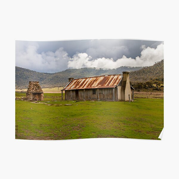Orroral Valley Homestead 2 Poster