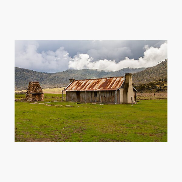 Orroral Valley Homestead 2 Photographic Print