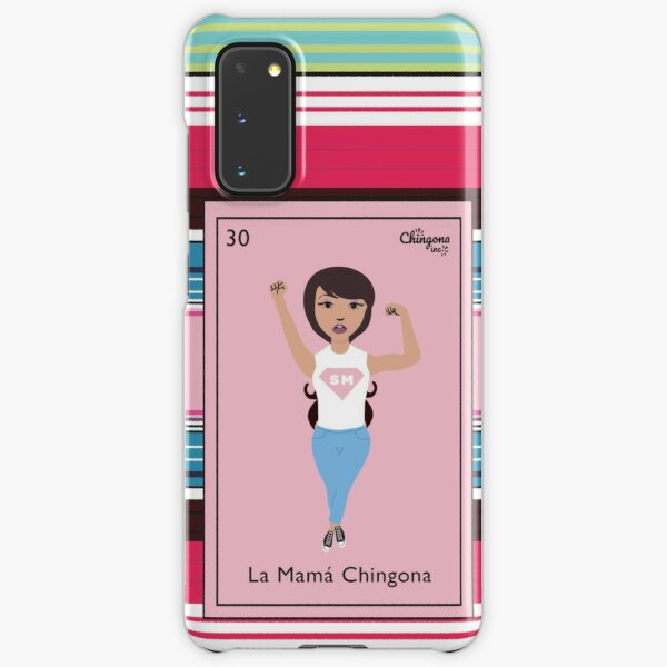 la mamá chingona Samsung Galaxy Snap Case