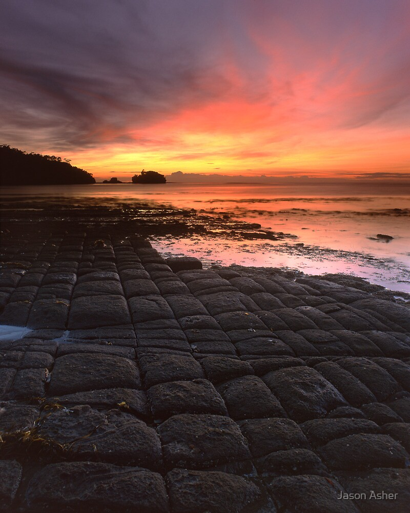 """Essence"" ∞ Eaglehawk Neck, Tasmania - Australia by Jason Asher"