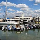 Boats for all classes. Cowes, Isle of Wight.UK. by ronsaunders47