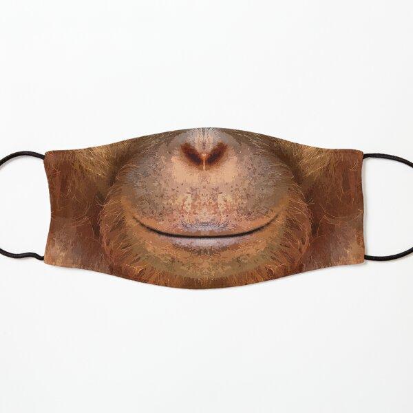 Orangutan Face Kids Mask