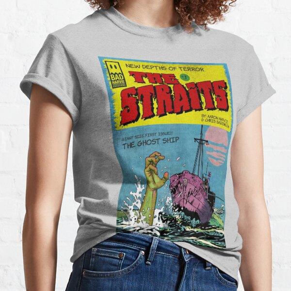 """Badharvie """"The Straits"""" Classic T-Shirt"""