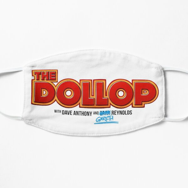 The Dollop - Logo Mask