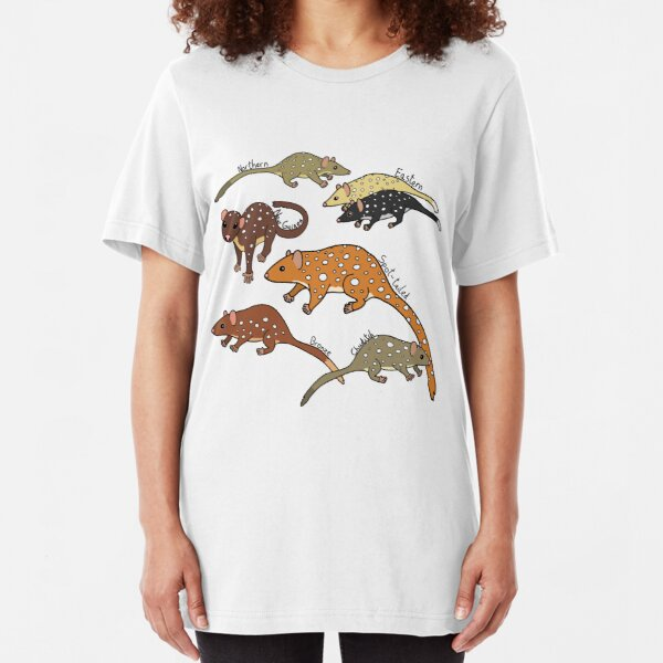 All the Quoll Things Slim Fit T-Shirt