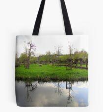Spring Reflected 04'12 Tote Bag