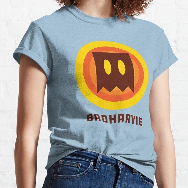 Badharvie Logo Retro Classic T-Shirt