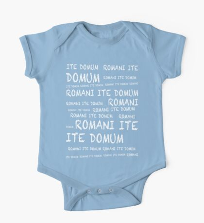 ROMANI ITE DOMUM Kids Clothes
