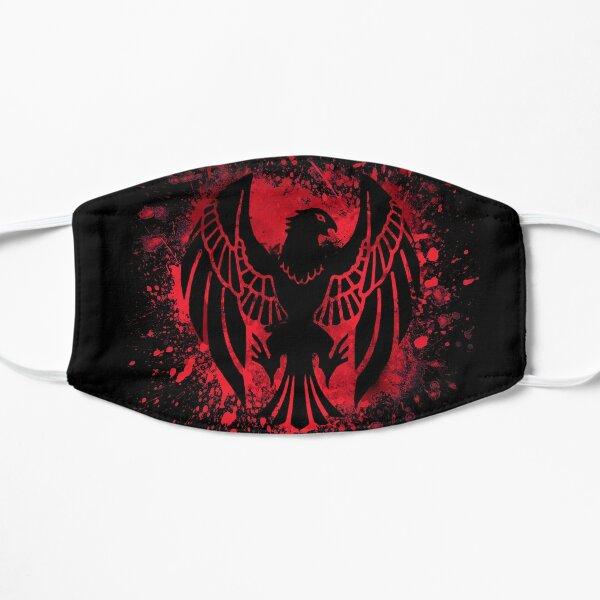 Black Eagle Splatter Mask