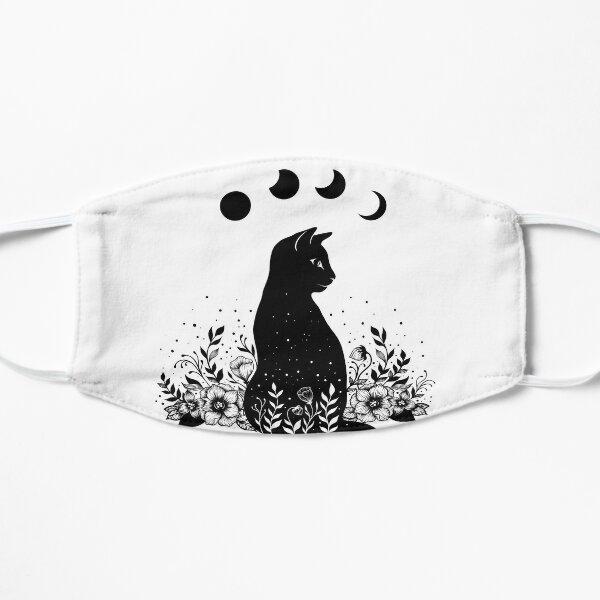 Night Garden Cat Mask