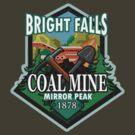 Bright Falls Coal Mine by stephenb19