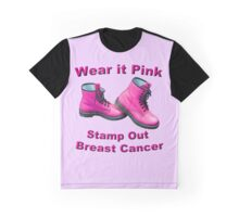 Wear It Pink Stamp Out Breast Cancer