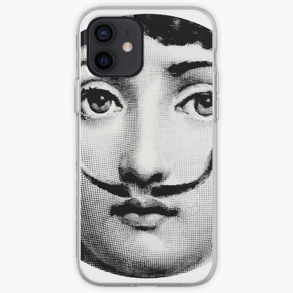 [Ephemeral Curiosities] Mustache iPhone Soft Case