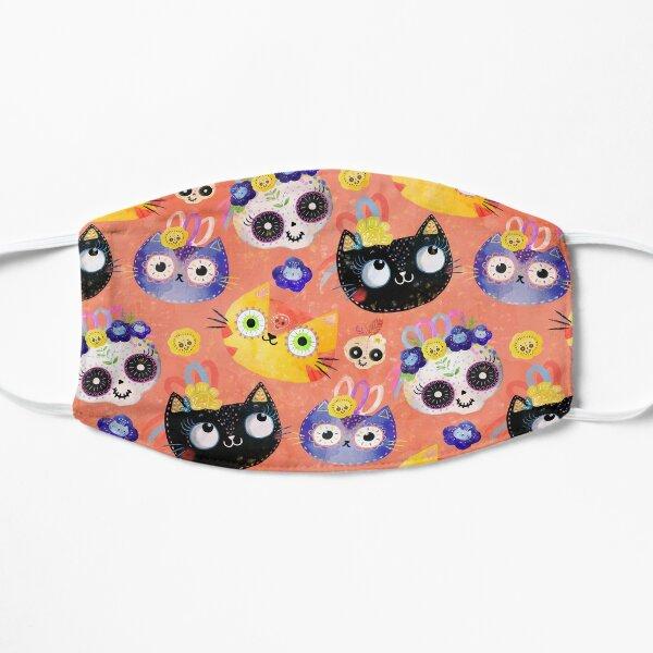 Cats and Skulls Mask