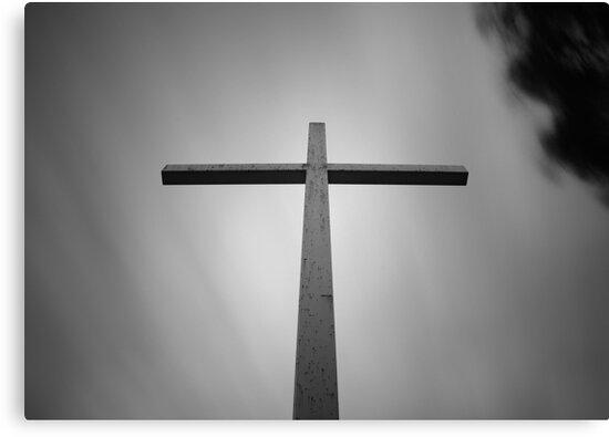 Cross by Andrejs Jaudzems
