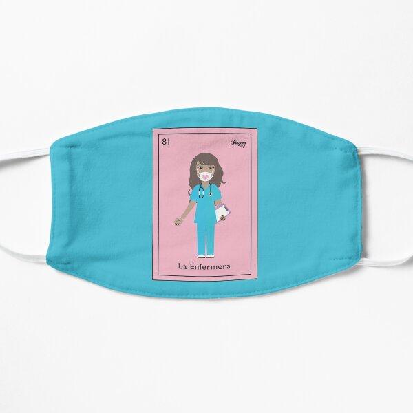 La Enfermera 2020 Flat Mask