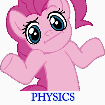 Pinkie Pie Physics by SoloBron3