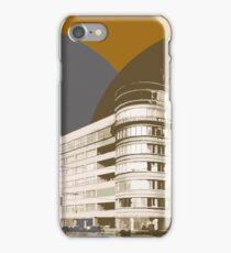 constructivism architecture iPhone Case/Skin