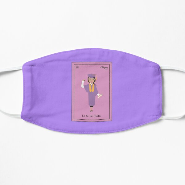 La Si Se Pudo 2020 Flat Mask