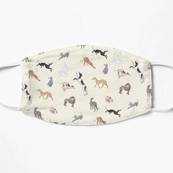 Greyhound Love - Adopt Mask
