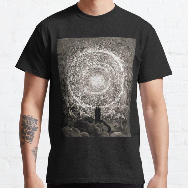 Gustave Dore or Doré  Dante Divine Comedy Paradise 002 Classic T-Shirt