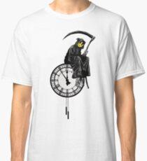 banksy - grin reaper Classic T-Shirt