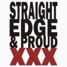 Edge and Proud by KillbotClothing