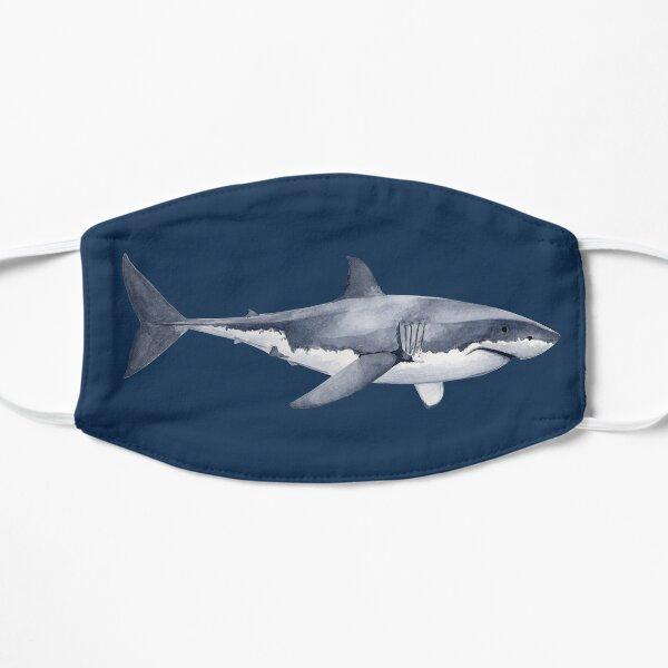 WHITE SHARK Flat Mask