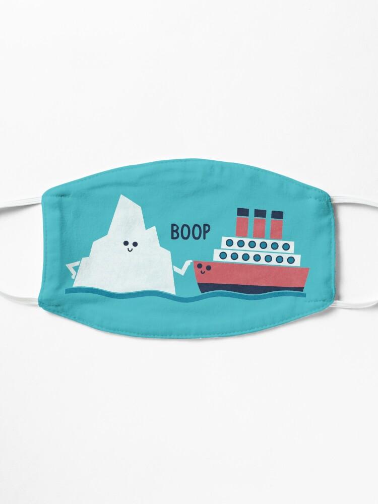 Alternate view of Boop Mask
