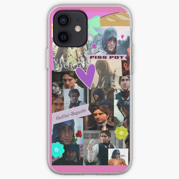 Soy Arno Dorian Trash Funda blanda para iPhone