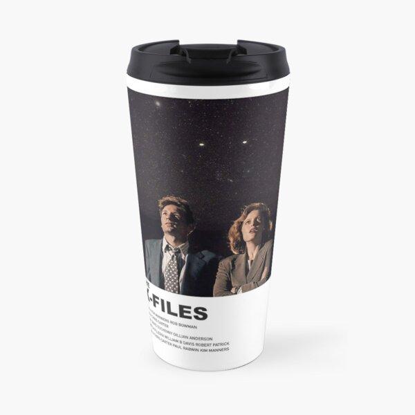 The X-Files Poster  Travel Mug