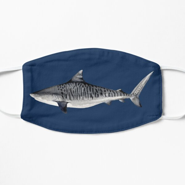 TIGER SHARK Flat Mask