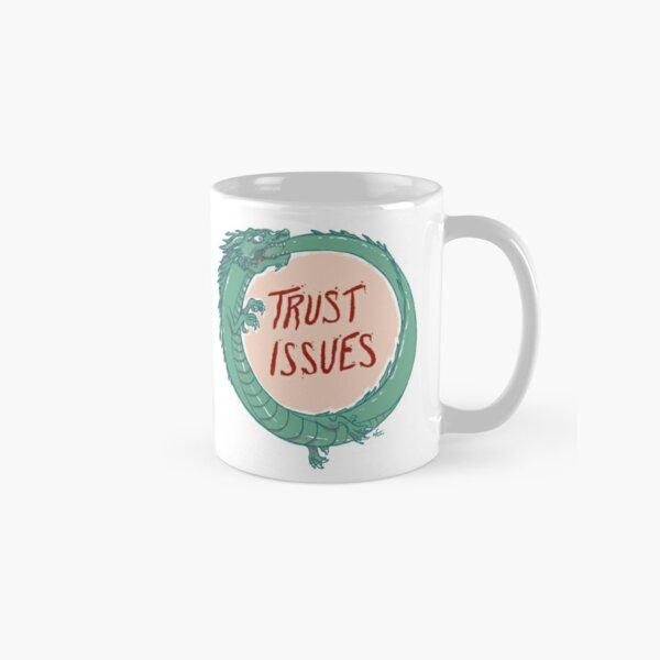 Trust Issues Ouroboros Classic Mug