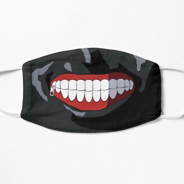 Máscara de parche en el ojo (Tokyo Ghoul) Mascarilla plana