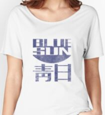 Blue Sun Vintage Style Shirt (Firefly/Serenity) Women's Relaxed Fit T-Shirt