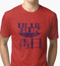 Blue Sun Vintage Style Shirt (Firefly/Serenity) Tri-blend T-Shirt
