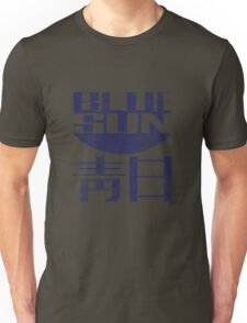 Blue Sun Vintage Style Shirt (Firefly/Serenity) Unisex T-Shirt