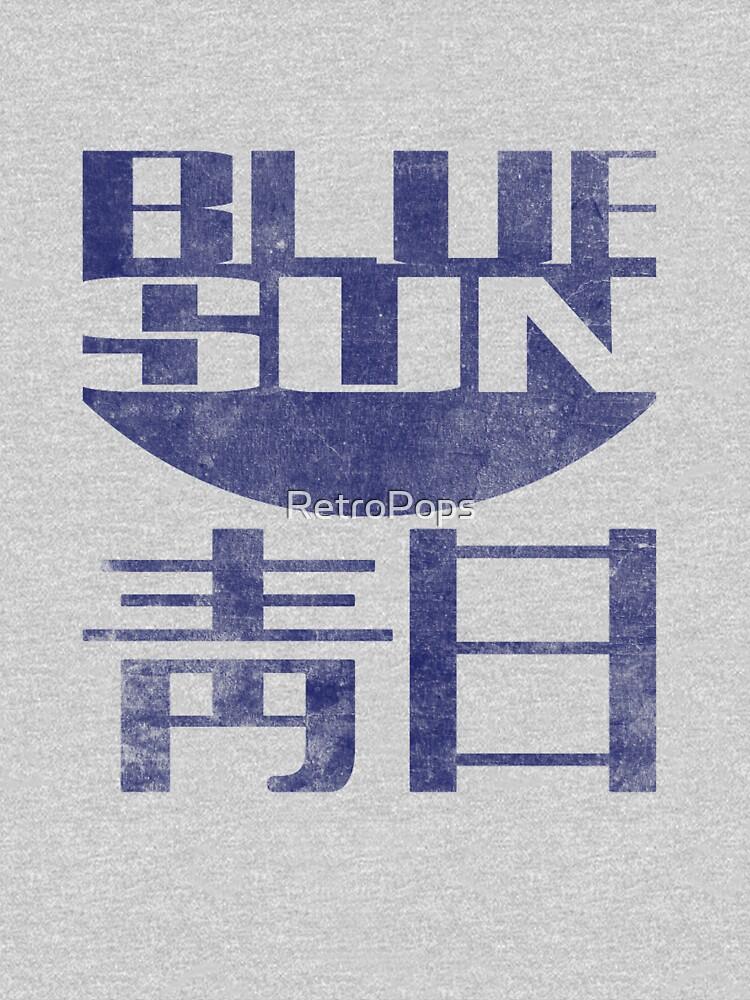 Blue Sun Vintage Style Shirt (Firefly/Serenity) | Unisex T-Shirt