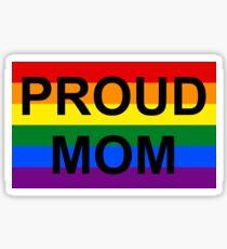 PROUD MOM Sticker