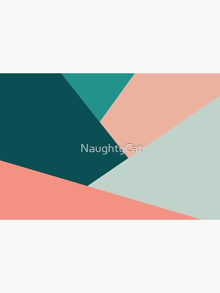 Elegant geometric pattern  by NaughtyCat
