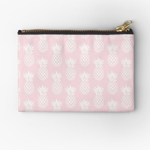 Cute & elegant pineapple pattern Zipper Pouch