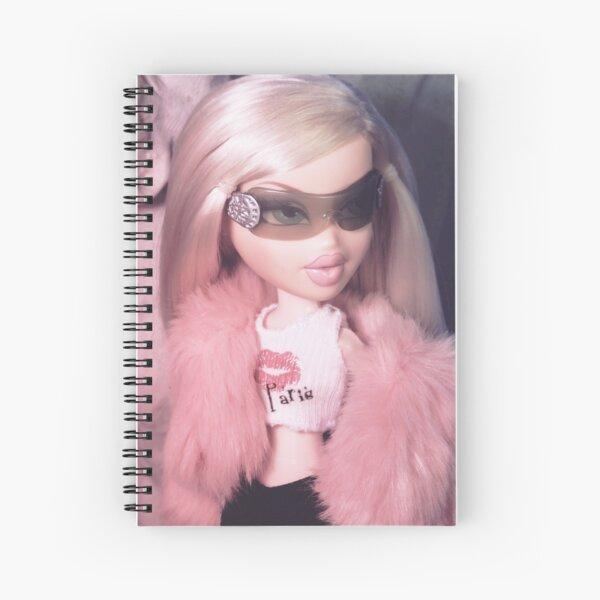 Bratz Cloe ♥ Paris Spiral Notebook