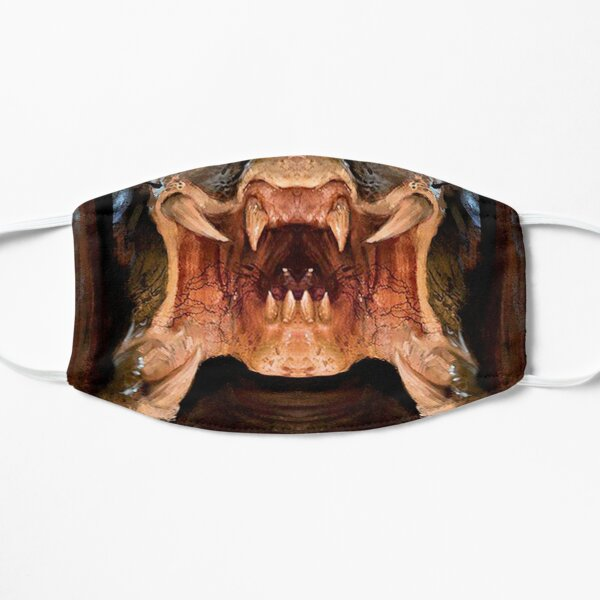 predator mouth mask Mask