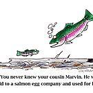 Full color cartoon by BruceCochran