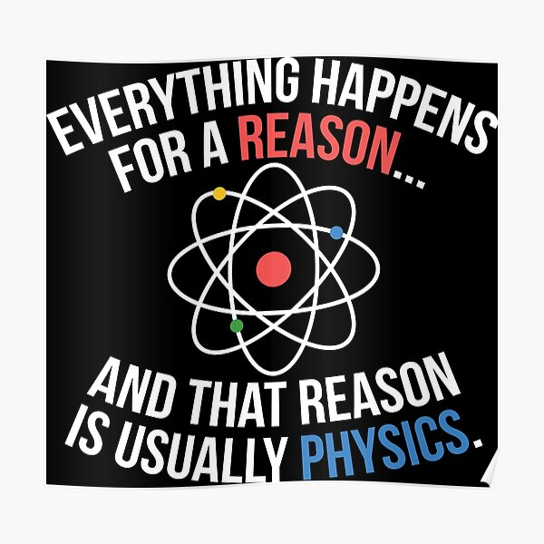 Always Physics Poster