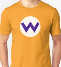 Super Mario Wario Icon T-Shirt