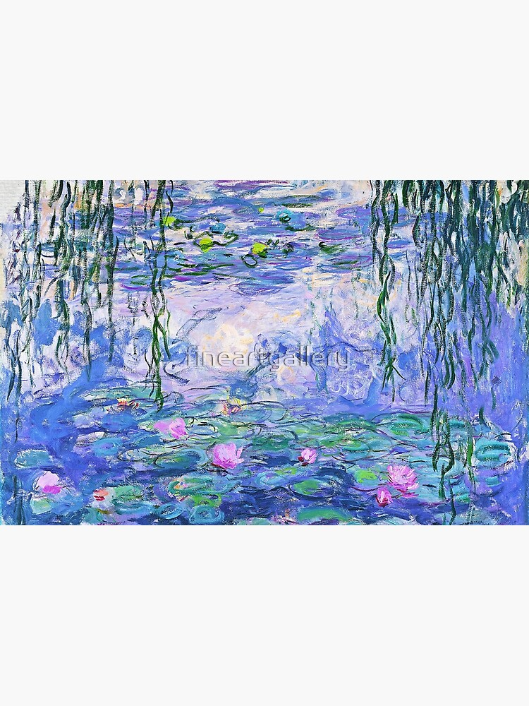 Claude Monet Water Lilies by fineartgallery
