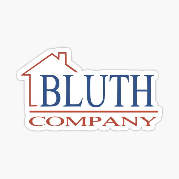 The Bluth Company Sticker